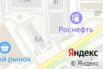 Схема проезда до компании Гранит-Монумент в Барнауле