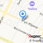 БАР BOSS на карте Барнаула