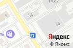 Схема проезда до компании ТЕСС в Барнауле