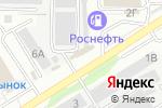 Схема проезда до компании Пассаж в Барнауле