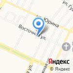 В розлив на карте Барнаула