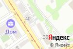 Схема проезда до компании Жбанек в Барнауле