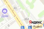 Схема проезда до компании Магазин автотоваров в Барнауле