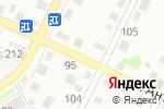 Схема проезда до компании Петро в Барнауле