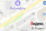 Схема проезда до компании Директ-Аудит в Барнауле