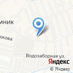 Торис-Плюс на карте Барнаула