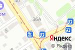 Схема проезда до компании Mix в Барнауле
