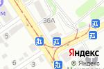 Схема проезда до компании Магазин по продаже фруктов и овощей в Барнауле