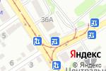 Схема проезда до компании Кураж в Барнауле