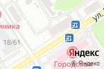Схема проезда до компании SEVEN в Барнауле