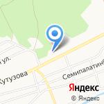 Каратэ СинКекусинкай на карте Барнаула