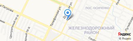 АлтайМотоСервис на карте Барнаула