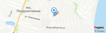 АлтБестМастер на карте Барнаула