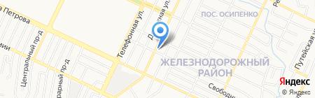 Сеть магазинов по продаже специй и халяльной продукции на карте Барнаула