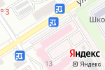 Схема проезда до компании Городская больница №8 в Барнауле