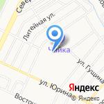 Actual-mebel на карте Барнаула