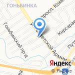 ПРОМЕТЕЙ на карте Барнаула