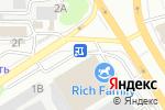 Схема проезда до компании YES в Барнауле
