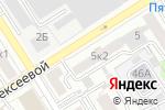 Схема проезда до компании Ваш магазин в Барнауле