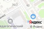 Схема проезда до компании Барнаульский государственный педагогический колледж в Барнауле