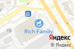 Схема проезда до компании Алтай Импульс в Барнауле