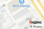Схема проезда до компании Алеко-сервис в Барнауле