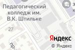 Схема проезда до компании Арт-Принт22 в Барнауле
