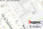 Схема проезда до компании Кондитерский цех в Барнауле