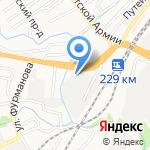 Барнаульский химический завод на карте Барнаула