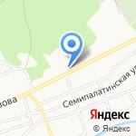 Kofulso на карте Барнаула