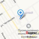 КоШмаР на карте Барнаула