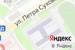 Схема проезда до компании Средняя общеобразовательная школа №38 с углубленным изучением отдельных предметов в Барнауле