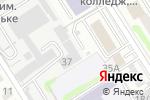 Схема проезда до компании АБВГДом в Барнауле