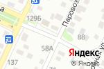Схема проезда до компании Елизавета в Барнауле
