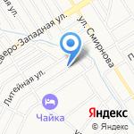 Инновация на карте Барнаула