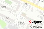Схема проезда до компании Магазин печатной продукции и канцтоваров в Барнауле