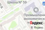 Схема проезда до компании ОХРАНЯЙ! в Барнауле