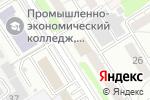 Схема проезда до компании Аникс в Барнауле