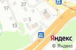 Схема проезда до компании Кристина и Карина в Барнауле