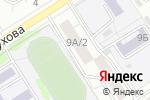 Схема проезда до компании Калач в Барнауле