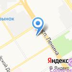 Монтажная компания ПР-Холдинг на карте Барнаула
