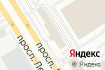 Схема проезда до компании Алтайский завод сельскохозяйственного машиностроения в Барнауле