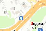 Схема проезда до компании Братья Грилль в Барнауле