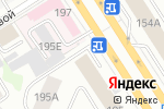 Схема проезда до компании Взлет-Алтай в Барнауле