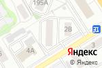 Схема проезда до компании Ингосстрах, СПАО в Барнауле