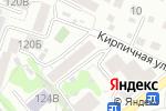 Схема проезда до компании Алтайский пчелоцентр в Барнауле