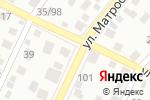 Схема проезда до компании СеЗам в Барнауле