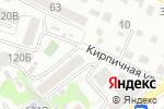 Схема проезда до компании Пчелоцентр Алтая в Барнауле