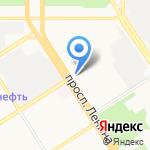Софт Трейд на карте Барнаула