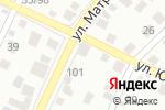 Схема проезда до компании Космос в Барнауле